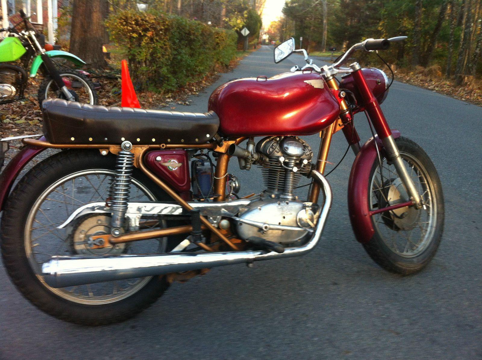 Ducati Elite Single - 1964
