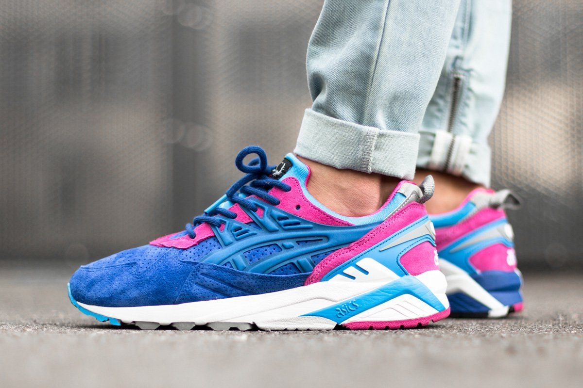 premium selection d6564 6fcf5 ASICS Gel Kayano Trainer 'STORM' x Footpatrol in 2019 ...