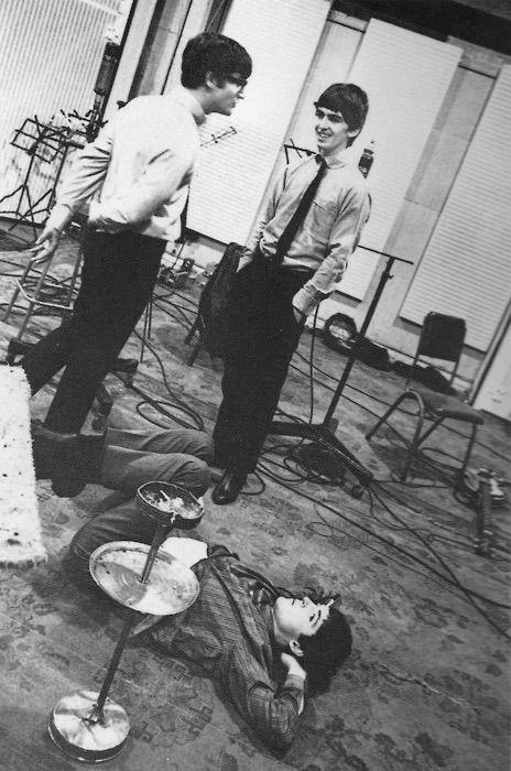 EMI Studios, 11 September 1963 | The beatles, Beatles love