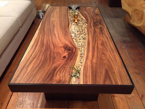 Earthy contemporary coffee table    Sequoia Santa Fe. Earthy contemporary coffee table    Sequoia Santa Fe   Decor