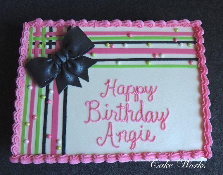 Happy Birthday Angie Cake Images Cake Recipe