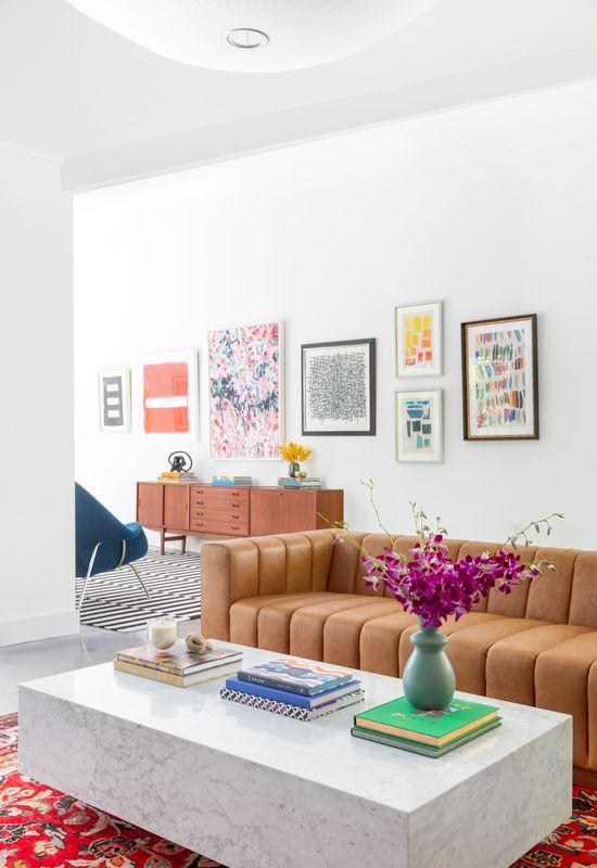 Blair's Vibrant Florida Escape | Living room designs ...