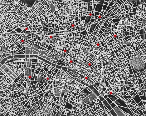 Pin World and Pin City maps competition