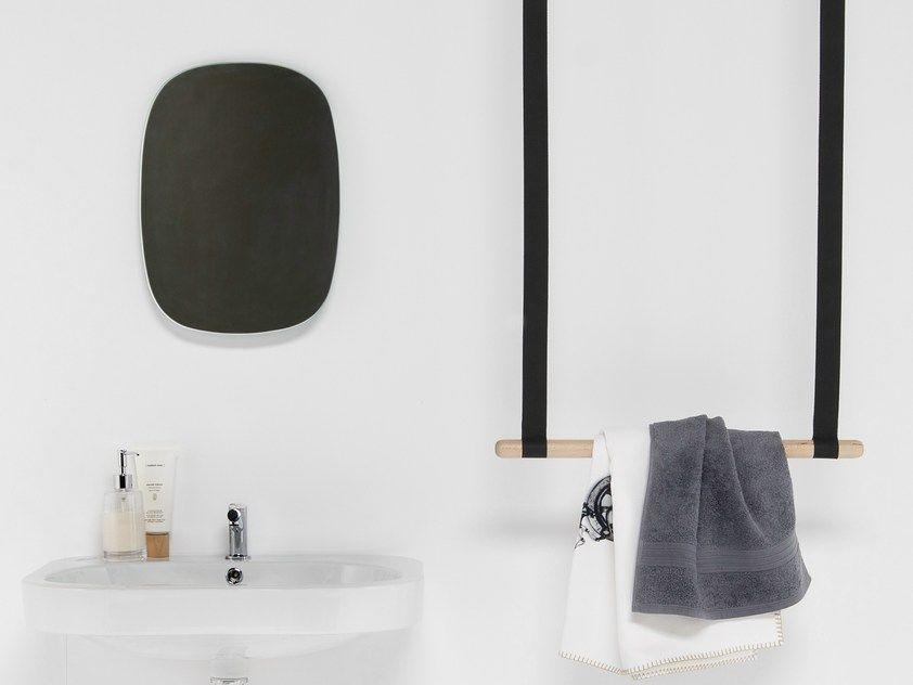 Acquista on-line Gambol | porta asciugamani a barra By ever life design, porta asciugamani a barra design Monica Graffeo, Collezione gambol