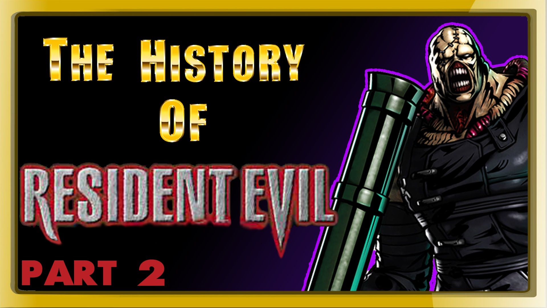 The History of Resident Evil - PART 2 - [Ups & Downs]