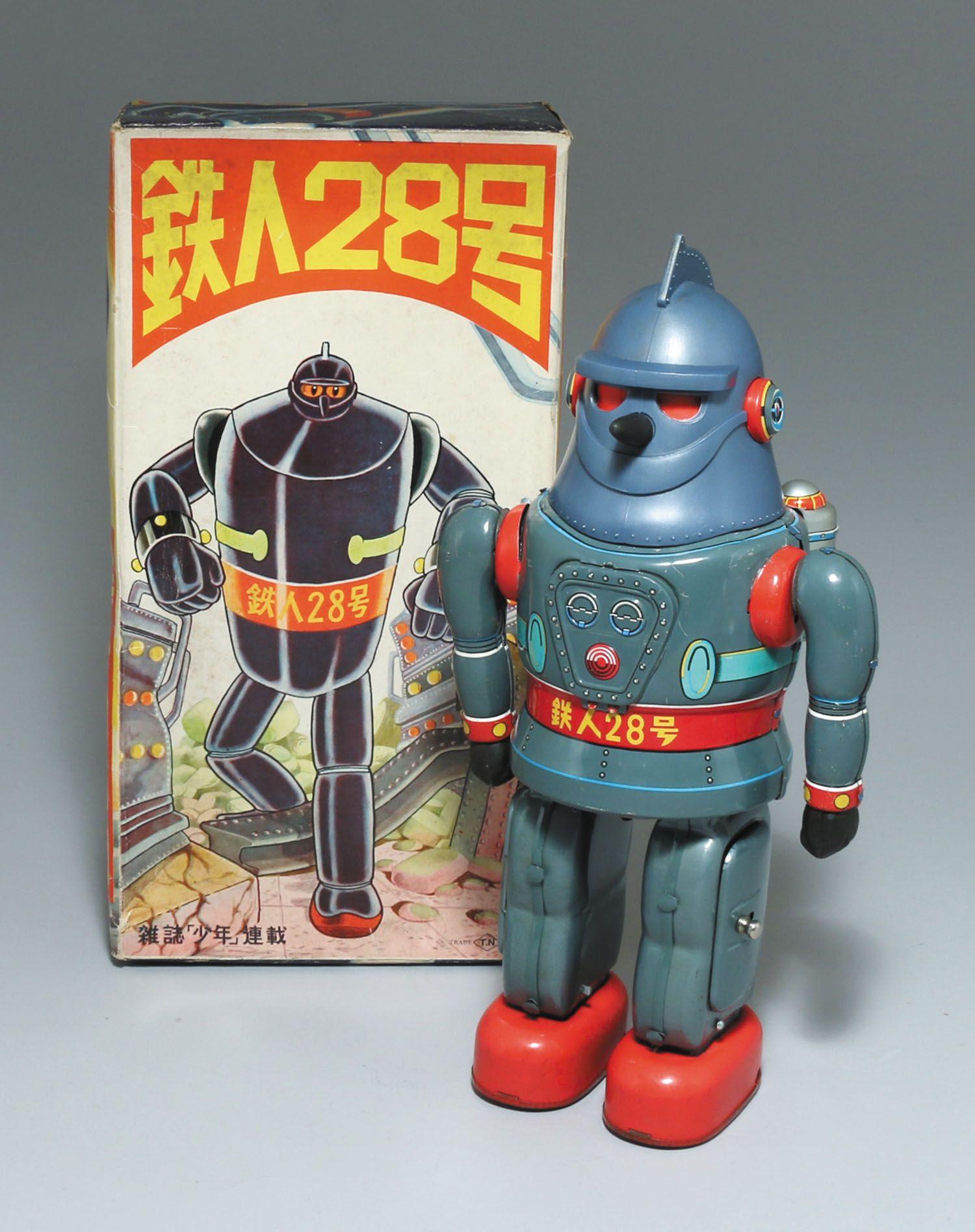 野村トーイ 日本製 鉄人28号no 2 鉄人 昭和 レトロ ポスター ロボット キャラクター