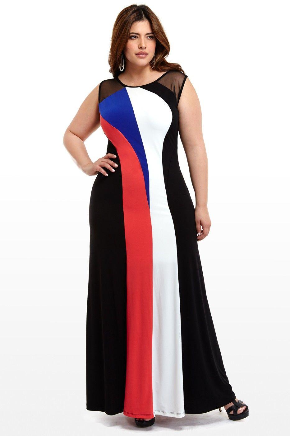 Maxi eve stylish dresses