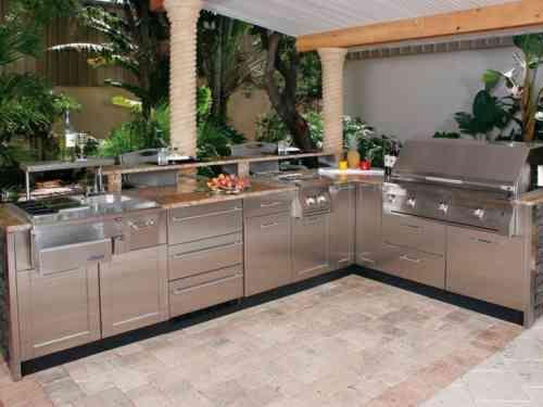 15 idées pour aménager une cuisine du0027été à lu0027extérieur Kitchen
