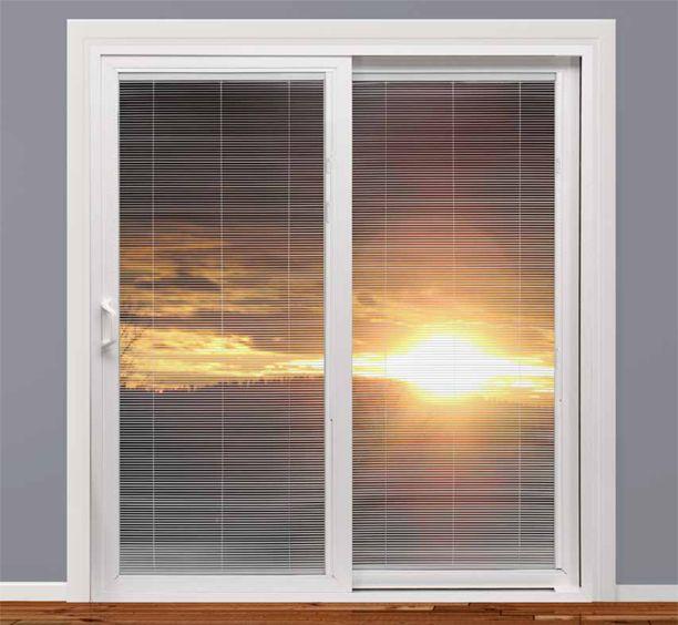 Tuscany Series Vinyl Patio Doors Milgard Windows