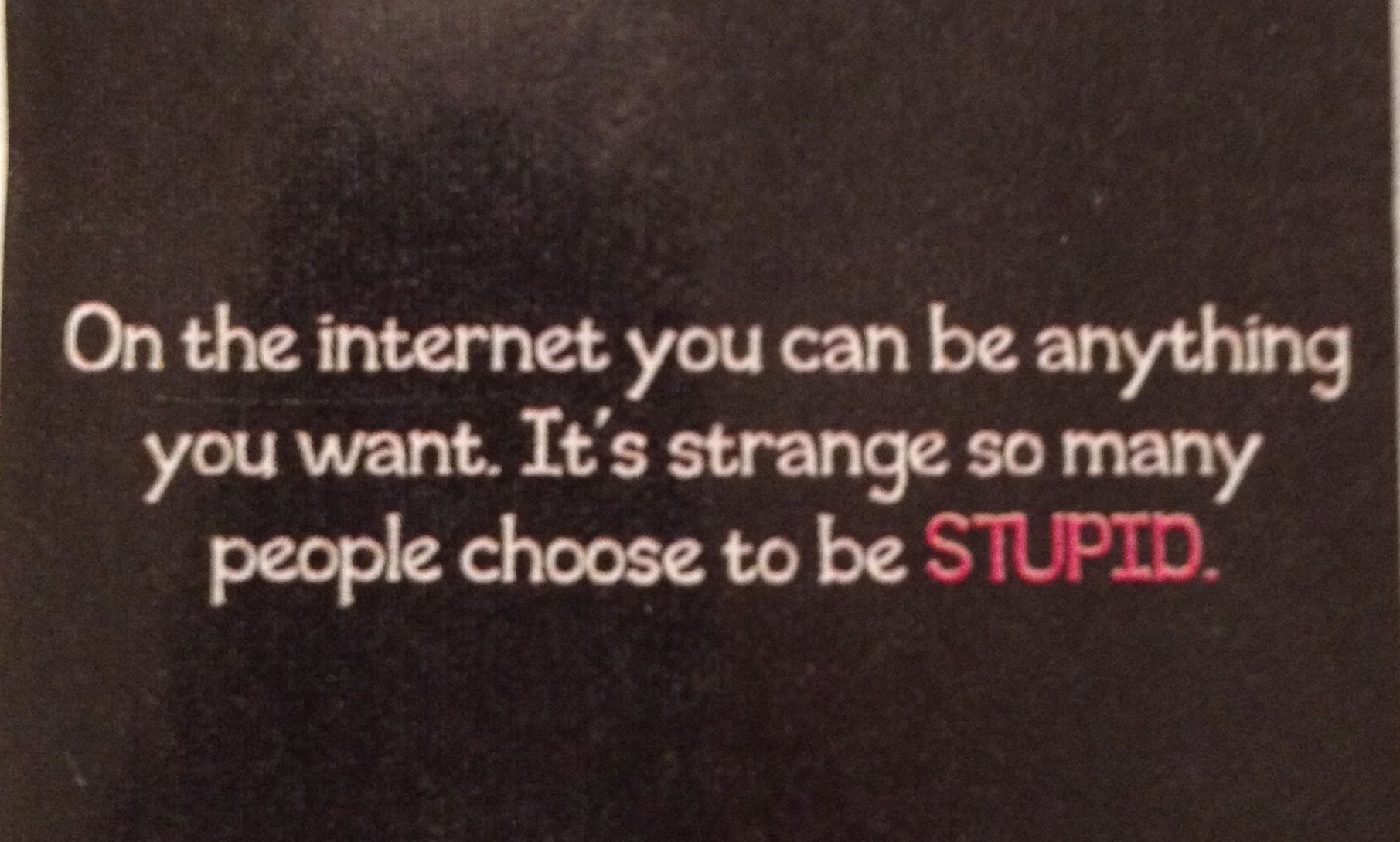 stupid people | Quotes / sayings | Pinterest