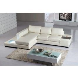 t35 mini modern leather sectional sofa leather sectional sofas