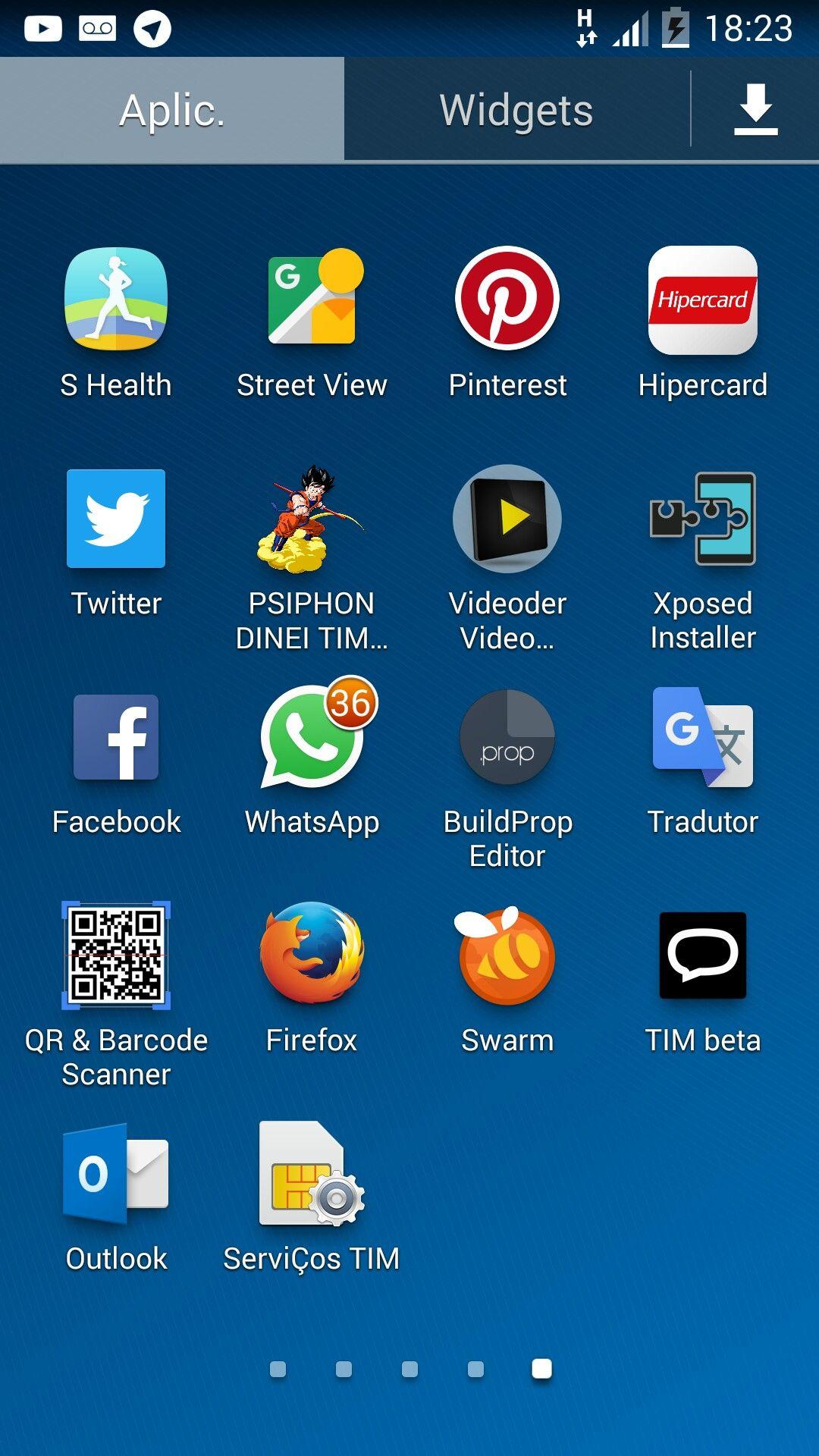 Meus app  da ora