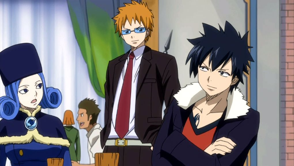Loke Teams Up With Gray For S Class Trial Fairy Tail Anime Fairy Tail Funny Fairy Tail Art