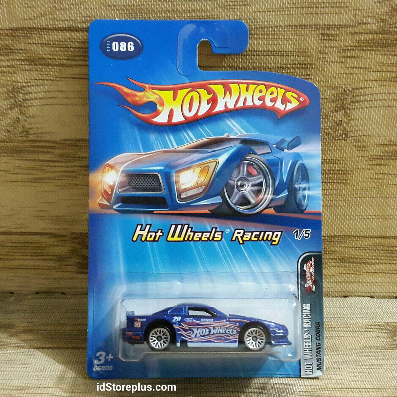 Hw hot wheels 2015 hw city 48 250 canyon carver police motorcycle - Hot Wheels Racing Mustang Cobra Hw Wsp 1 5