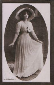 Gabrielle Ray (Davidson Bros.) 1909