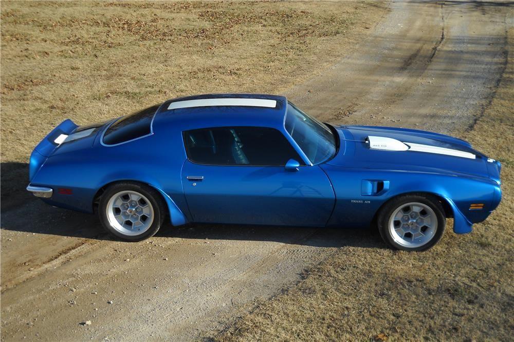 1971 PONTIAC FIREBIRD TRANS AM CUSTOM | Pontiac best classic muscle ...