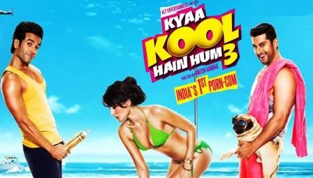 Bollywoods Upcoming Naughty N Adult Sexy Comedy Kya Kool Hain Hum 3 Movie Umesh Ghadge Is A Director Of This Movie And Produced By Ekta Kapoor