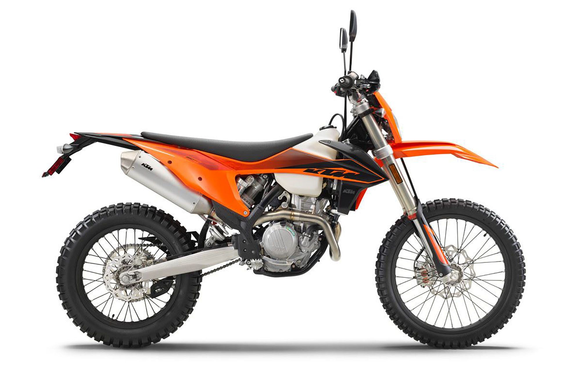 KTM LAUNCHES A NEW GENERATION OF ENDURO MACHINES Ktm