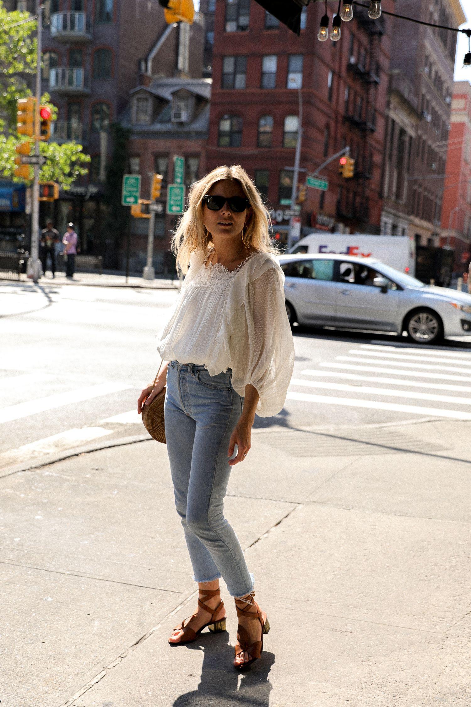 Netaporter x chloe in new york fashion me now everything i
