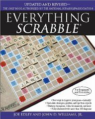 This is the ultimate assistance for the poor Scrabble player. I love it -- lists of 2 and 3 letter words as well as ones for using q without a u!