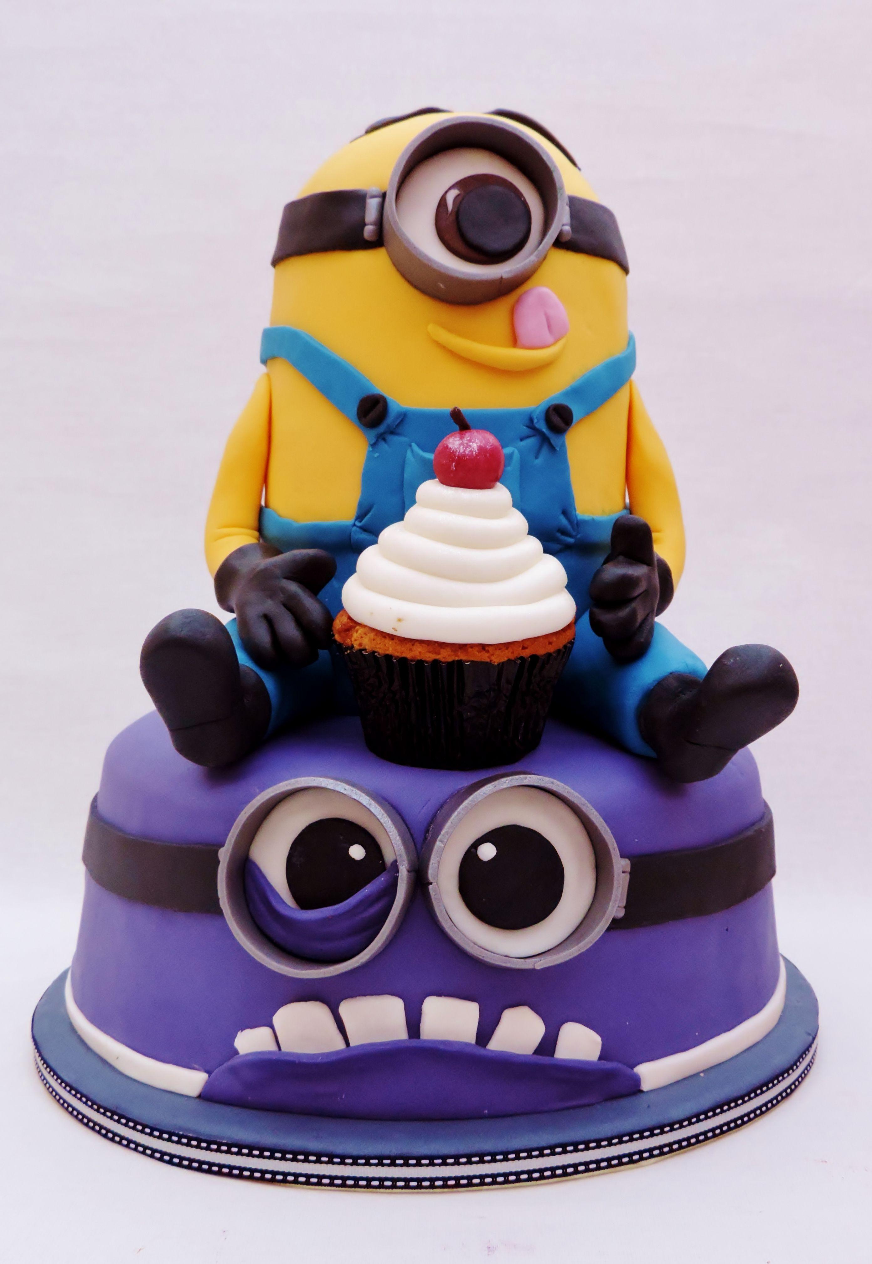 Minion Cake Design Pinterest : Pinterest Minion Cake Ideas 6397 Minion Cake Ideas Or The