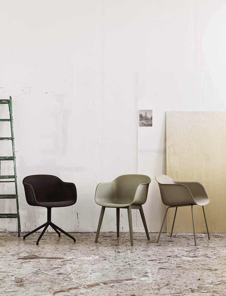 Fiber muuto dec design e casa my products nel 2019 for Sedia design nordico