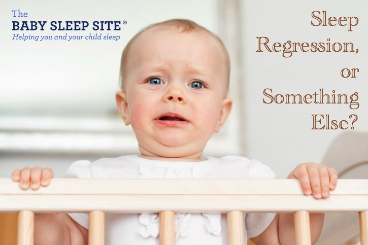 Sleep Regression, or Something Else? Plus take the easy 7 question
