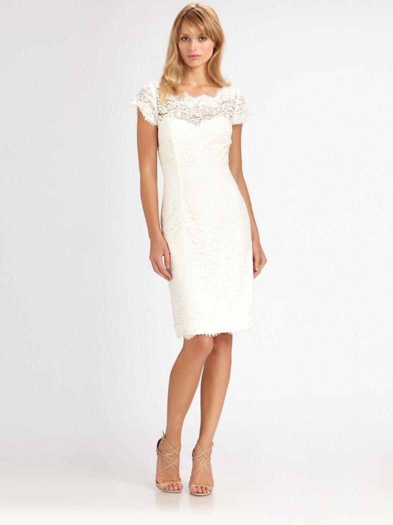 Schöne weiße Kleider für jeden Anlass  Spitzenkleider, Schöne