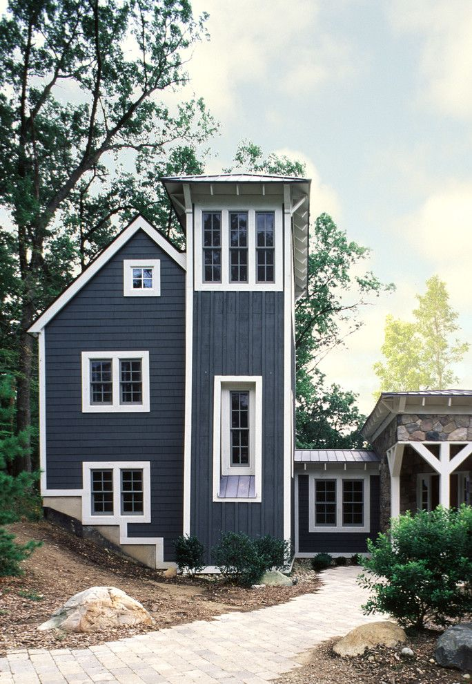 Most Beautiful Exterior Of House Color Combinations Contemporary