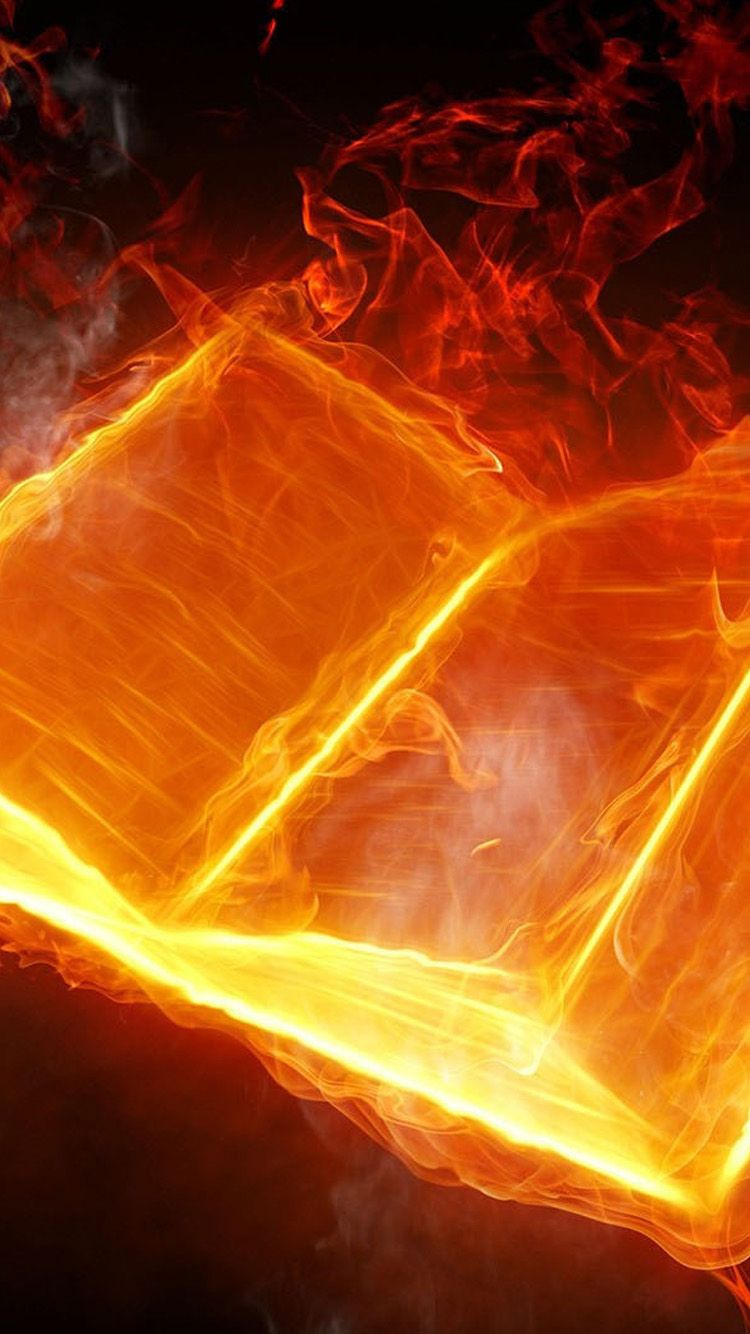 Ombre fire background google search fire black and - Phone wallpapers fire ...