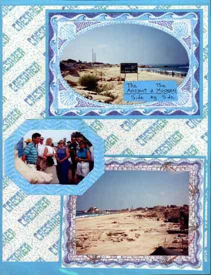 print scrapbook ideas scrapbooking layouts holy land israel