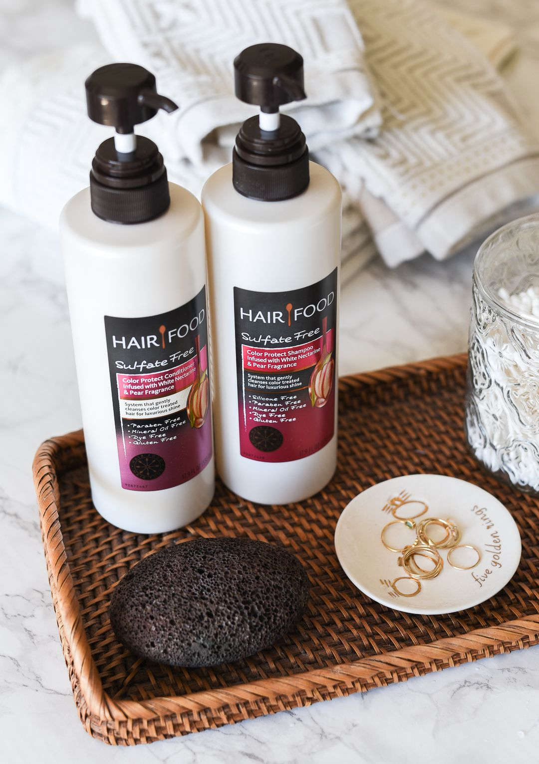 Hair Food Shampoo and Conditioner Review Shampoo for