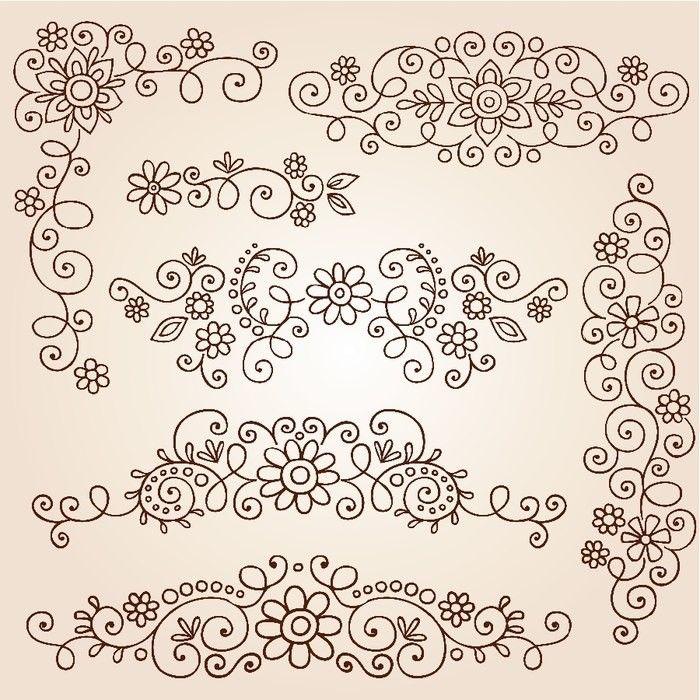 Одноклассники | Stitches | Pinterest | Bordado, Patrones y Diseños ...