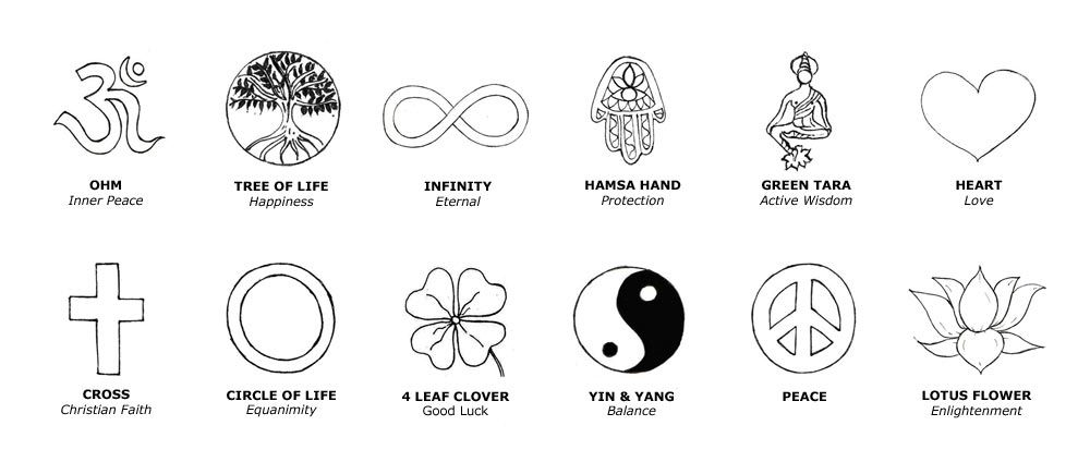 Zen symbols and meanings