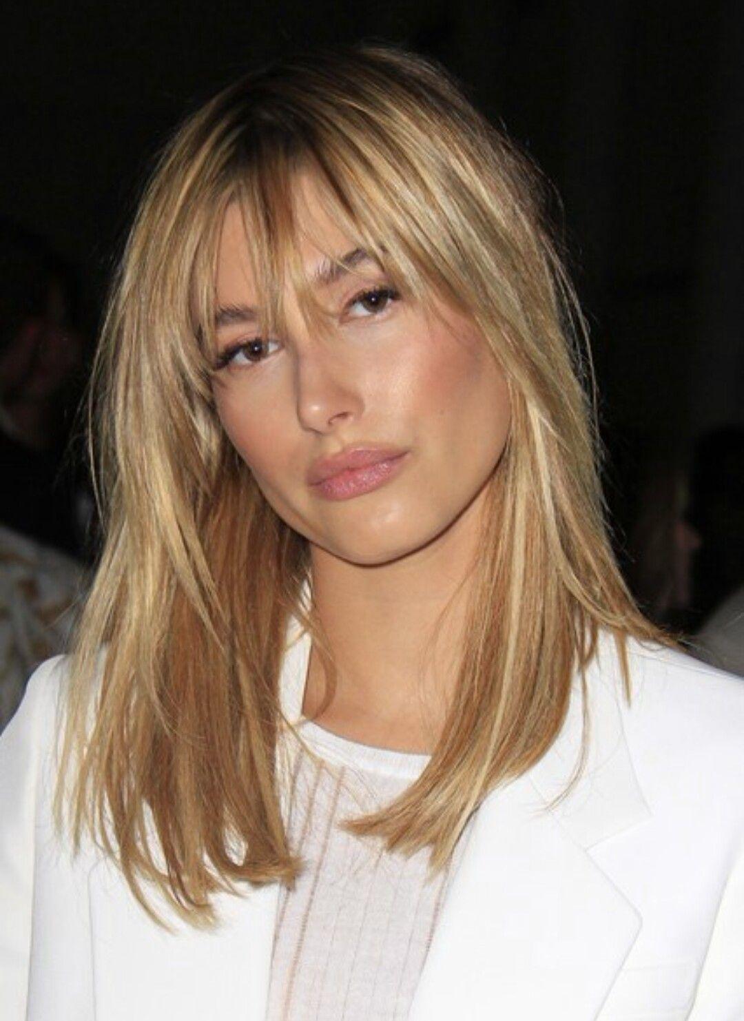 Bangs Blonde Hairstyle Hair Makeup Pinterest Hair Hair