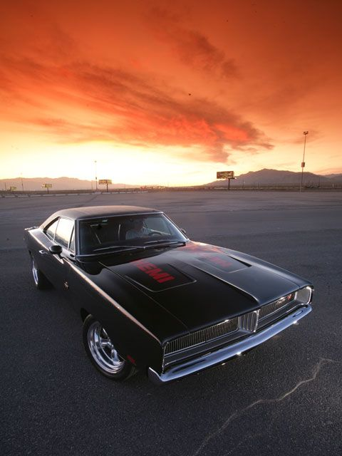 1969 Charger Wallpaper