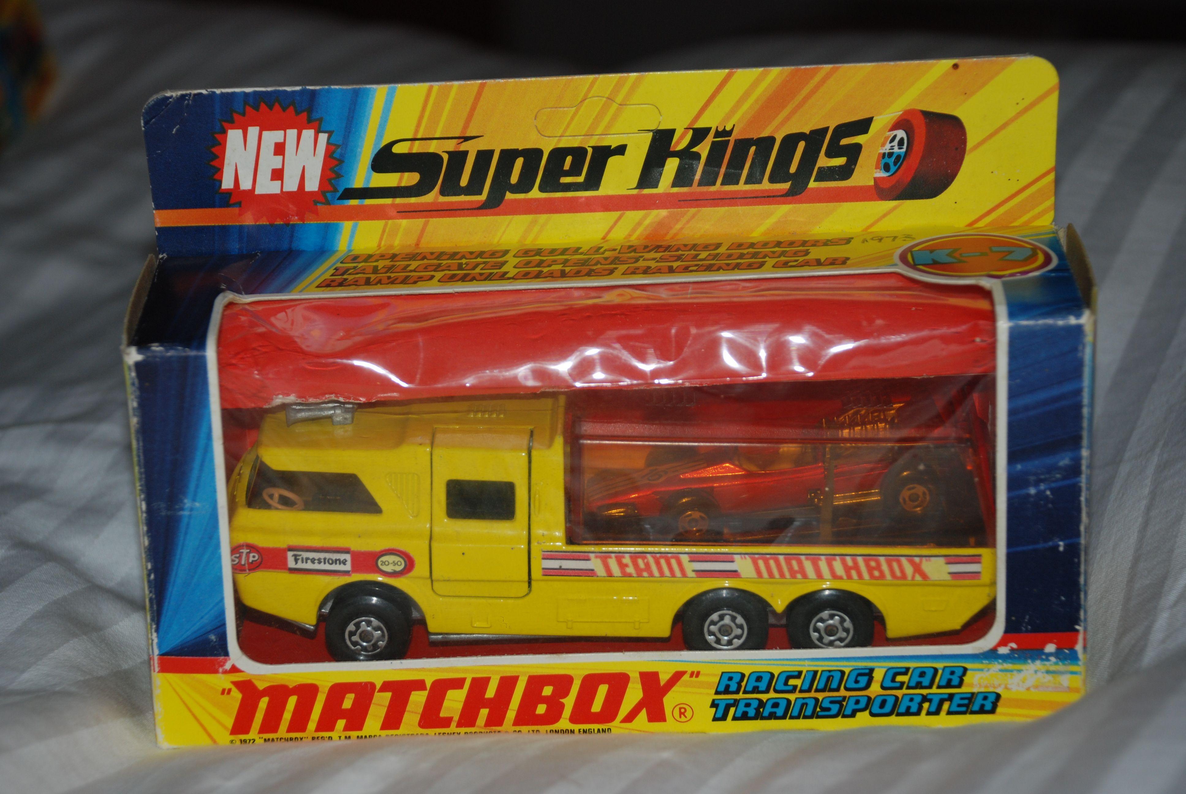 Superkings Toy Model Cars Matchbox Cars Matchbox
