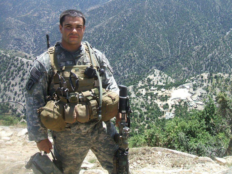 Ssg Larry Rougle Battle Company 173rd 2 503 Kia 23 Oct 07 Kunar