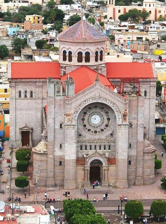 Catedral de Matehuala, una joya de la arquitectura mexicana