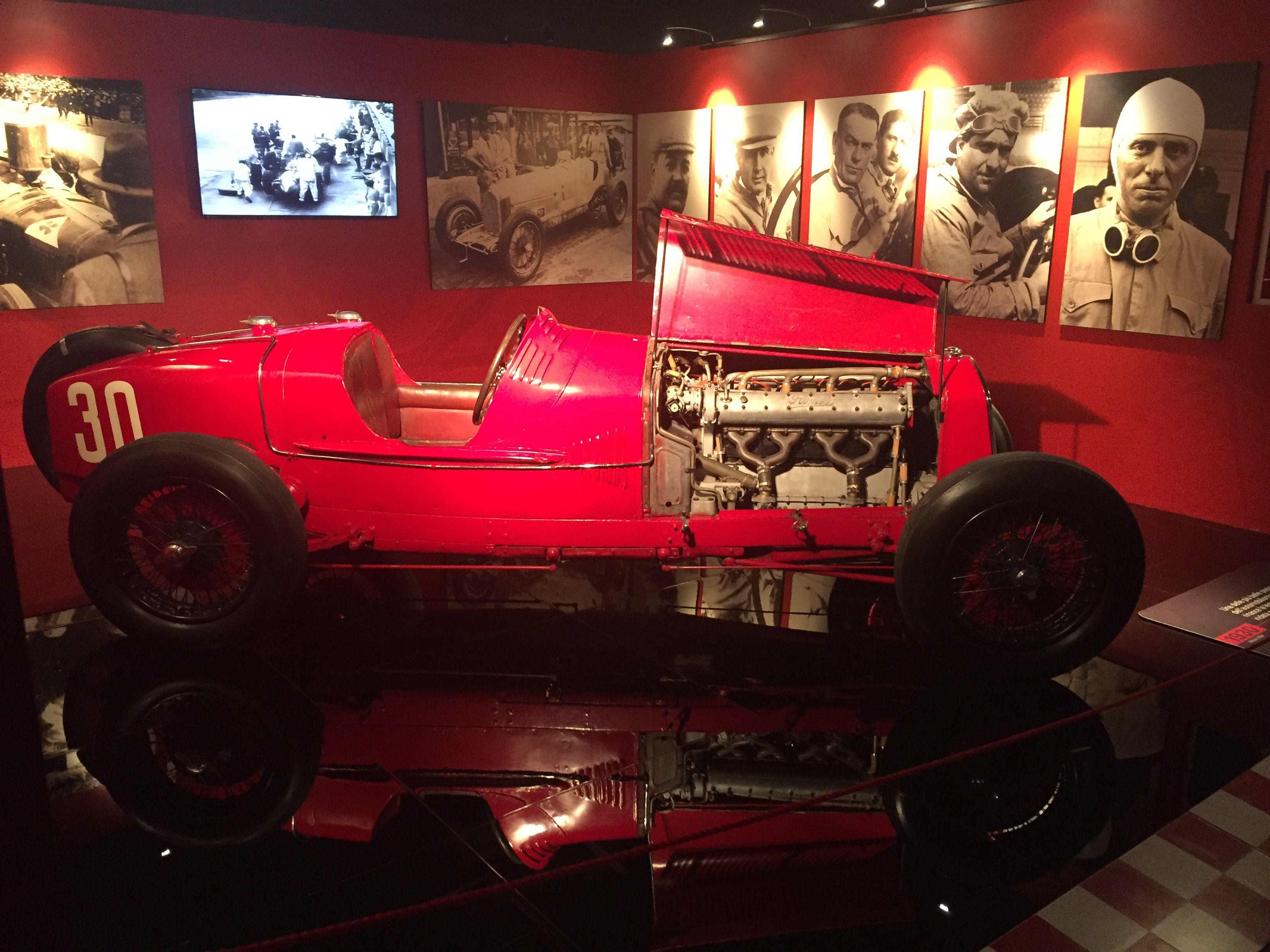 Alfa Romeo P2 (1930)  Museo Nazionale dell'Automobile, Torino