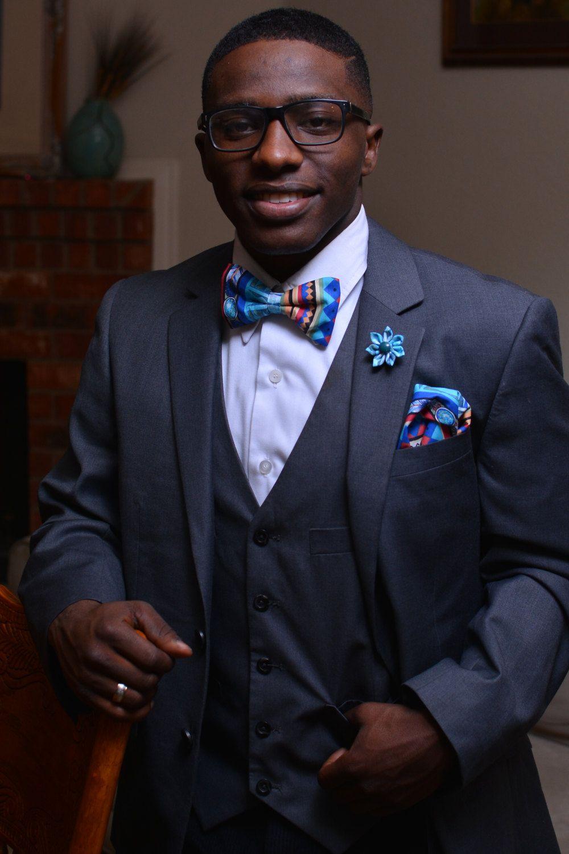 Bow Tie Pocket Square And Lapel Flower Set 3 Piece Dasi Bowtie Knit Slim Wedding Best Man Self Purple Pin By Distinguishgentleman On Etsy