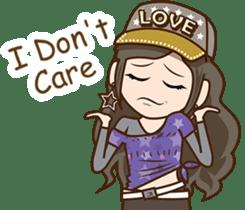 Hip Hop Girl By Prapan26 In 2020 Hip Hop Girl Hip Hop Girl Cartoon