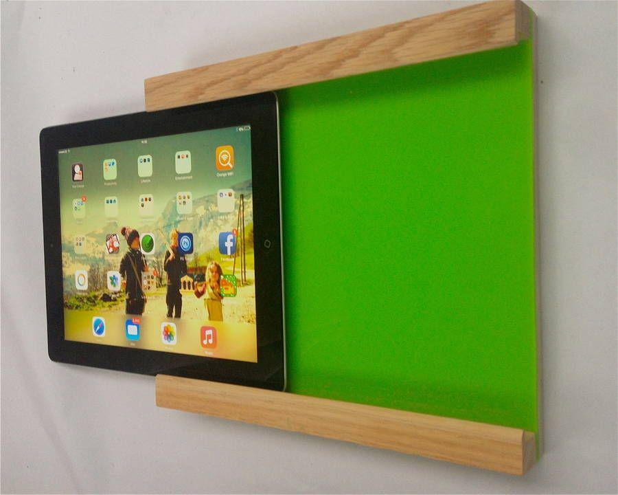 Qupod wall mounted ipad holder - Tablet wandhalterung selber bauen ...