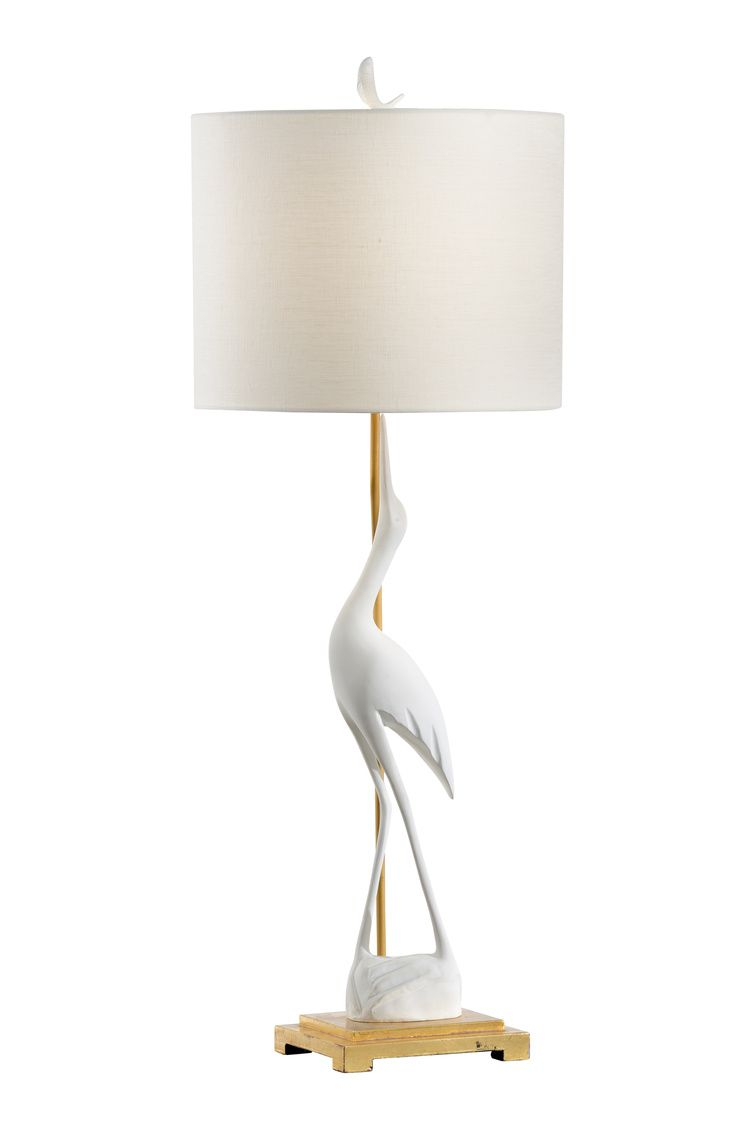 Wildwood Crane Lamp Left 60616 Furnishings Table