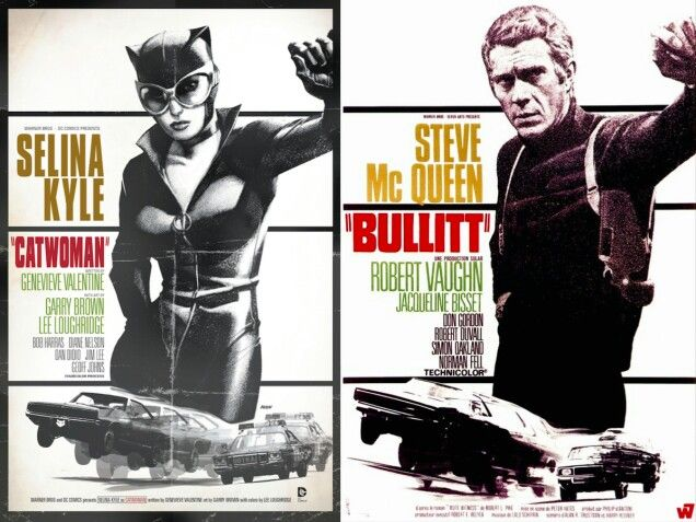 Catwoman  / Bullitt