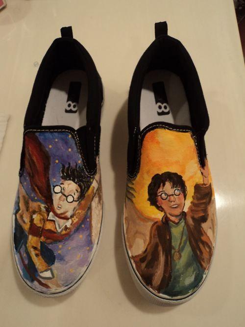 Harry Potter shoes,,,