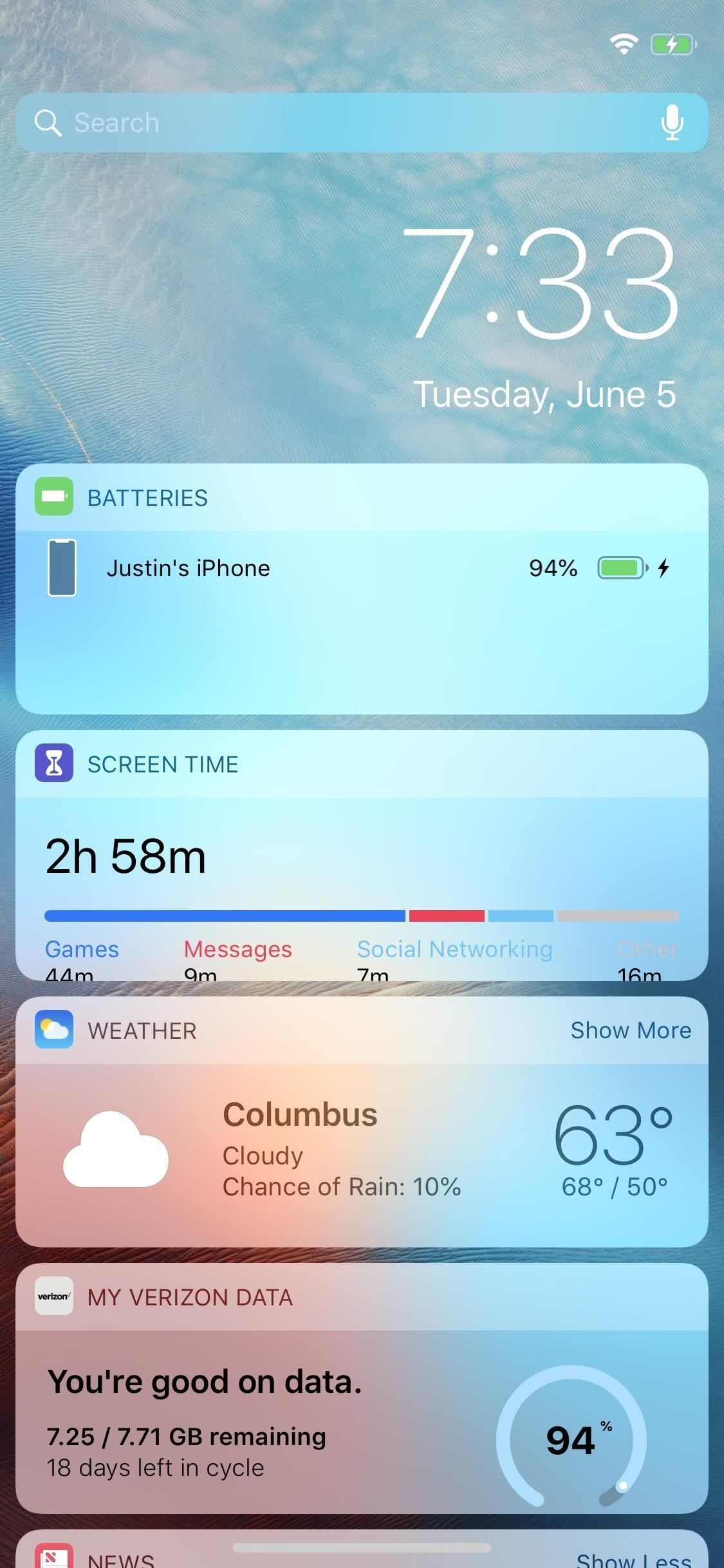 How to Access Your Screen Time Usage Stats Faster in iOS 12 for iPhone ***** Apple's digital ...