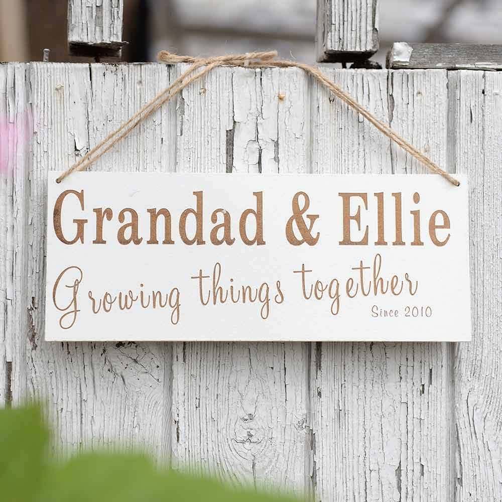 I Just Love It Personalised Growing Things Hanging Garden Sign Personalised Growing Things Hanging Garden Sign - Gift Details. Our wonderful Growing Things Hanging Sign is the perfect keepsake for green-fingered families and couples who love getting out in the ga http://www.MightGet.com/january-2017-11/i-just-love-it-personalised-growing-things-hanging-garden-sign.asp