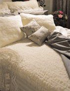 Snugfleece Sofa Bed Imperial Mattress Pad Queen By Snugfleece 213 00 For Any Questions Or Returns Please Cont Wool Mattress Pad Wool Mattress Mattress Pad