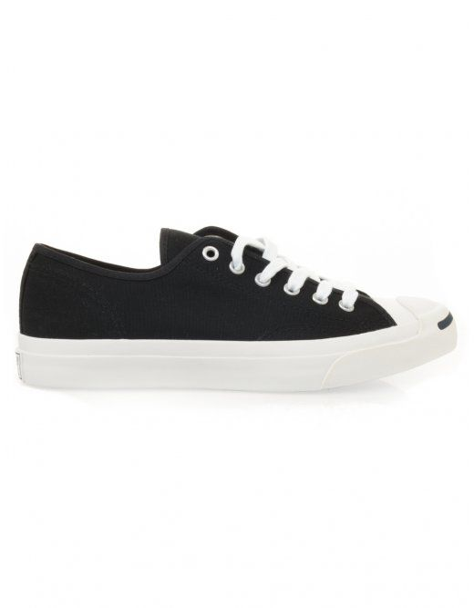 CONVERSE JACK PURCELL JACK PURCELL OX - BLACK/WHITE £ 49.95